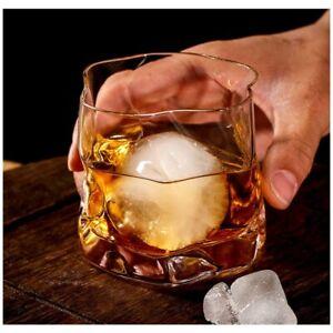 Wine Cocktail Glass Whisky Short Glass European Japanese Bar Creative