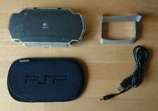 PSP Cases Accessories Bundle - Hard & Soft, Stand, USB Cable
