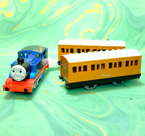 TOMY Trackmaster Thomas And Friends Real Steam And Puff Thomas B47 Working