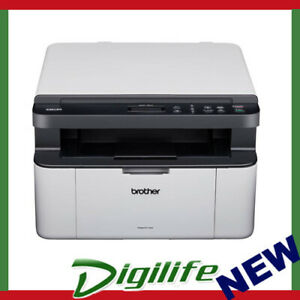 Brother DCP-1510 A4 Multifunction Mono Laser Printer USB DCP-1510