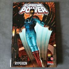 MARVEL DELUXE - SUPREME POWER Tome 2 - HYPERION - en TBE