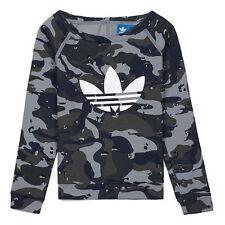adidas Fleece Sweatshirt/Sportswear (2-16 Years) for Girls