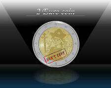 "SLOVENIA 2 EURO Commemorative coin 2014 "" BARBARA of CILLI "" UNCIRCULATED"