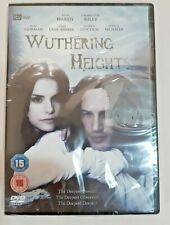 Wuthering Heights DVD Tom Hardy Andrew Lincoln New & Sealed