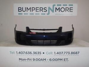 OEM 2005-2010 Chevy Cobalt Base/LS/LT Type 1 w/o Fog Lights Front Bumper