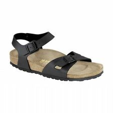 """Birkenstock Women's Synthetic Leather Flat (less than 0.5"""") Shoes"""