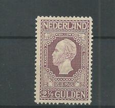Nederland  99 Jubileum 1913  MH/ongebr CV 150 €