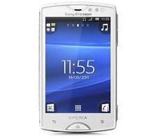 Téléphones mobiles blanc Sony Ericsson wi-fi
