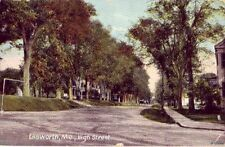 HIGH STREET ELLSWORTH, ME 1915
