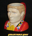 Doctor Who - 6th Doctor Colin Baker Toby Style Mug NEW IN BOX