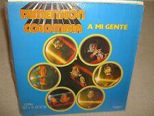 Dimension Colombia - A Mi Gente - Mega Rare LP in Near Mint Conditions - L4