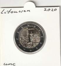 Litouwen/Lietuva 2 euro 2020 UNC : Van Kruizen