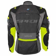 Spada LATI2UDE WP Jacket Black FLO