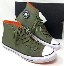 Converse Chuck Taylor AS High Top Canvas Field Green Men's  Sneakers 162391C