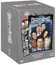 Scrubs Series 1-9 8717418327040 With Courtney Cox DVD Region 2