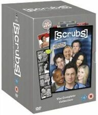 Scrubs: Complete Seasons 1-9 (DVD, 31-Disc Set, 2011)