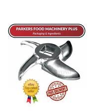 Mincer Knife Blade - 22 Mincer - Stainless Steel - Star