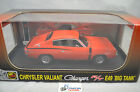 1:24 Chrysler Valiant Charger R/T E49 BIG TANK in Hemi Orange Diecast model