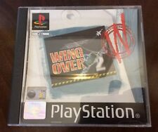 Wing Over 2. Playstation. PS1