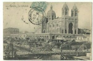 Cards Postal Antique Marseille 4