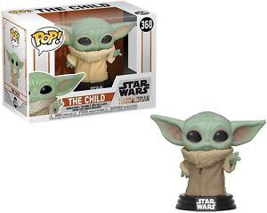 Funko Pop! The Mandalorian Baby Yoda The Child 48740 Star Wars  NEW!