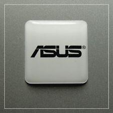 Asus Sticker - 25.4mm x 25.4mm - Domed Logo Case Badge Aufkleber