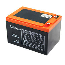 AGM 12V 15AH Deep Cycle Battery Electric Mobility Scooters Wheelchair Thumper