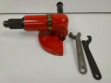 New ListingPneumatic Right Angle Grinder with Roll Throttle