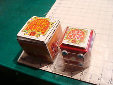 Vintage CLEAN IN BOX: Chaotic Cube 1970, Nintendo 1969 Scarce RED COLOR, w Ins.