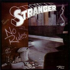 Stranger - No Rules  RARE  (Greg Billings, Sammy Hagar, Y & T)