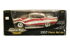 ERTL American Muscle 1:18 1957 Bel Air Only one on EBAY!