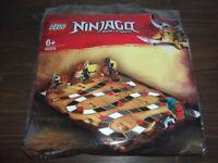 SELTENES SPIEL: LEGO 40315 NINJAGO NEU UND ORIGINALVERPACKT!!! #7832