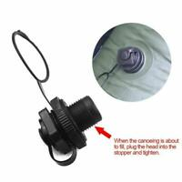 Air Valve Caps Screw Valve For Fishing Boats Inflatable Air Mattress Raft H9I8