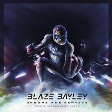 Blaze Bayley - Endure And Survive (Infinite Entanglement Part II) (NEW CD)