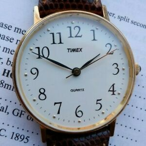 Vintage Timex M cell Mens Watch Spares or Repairs
