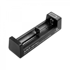 XTAR ANT MC1 Plus Single Bay Battery Charger |Auto Cut Off and Charge Protection