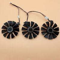 Cooling Fan Lüfter Grafikkarte 4/5/6Pin für ASUS ROG STRIX GTX1060 1070 1080TI