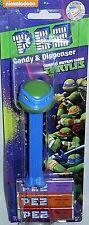 Teenage Mutant Ninja Turtle  Pez Dispenser  LEONARDO