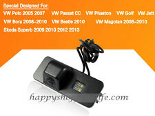 Back Up Camera for VW Passat CC Bora Polo Golf Jetta Phaeton Beetle Skoda Superb