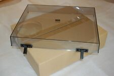 NEW Colorless transparent Dust Cover for SL-1200GR Mk3 SL-1210 No hinge Case