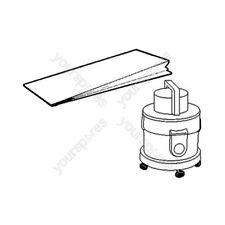 Vax 121 Aspirapolvere Sacchetti di carta