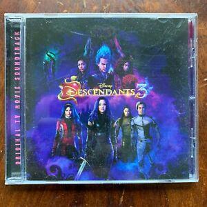 Descendants 3 CD Walt Disney Film Movie Soundtrack Album