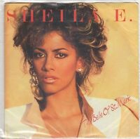 """(-0-) PRINCE SHEILA E THE BELLE OF ST MARK 7"""" PICTURE SLEEVE 45 SINGLE (-0-)"""