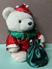 1994 Santa Bear Collectible