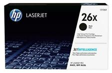 HP CF226X (26X) Black Original High Capacity Laser Toner Cartridge VAT Invoice