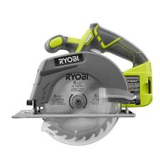 New RYOBI P507 18-Volt ONE+ Cordless 6-1/2 in. Circular Saw (Tool Only)