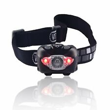 Brightest & Best Headlamp Flashlight, waterproof - V800 by Vitchelo
