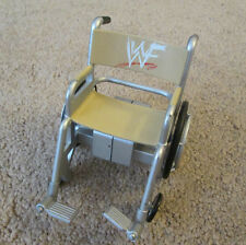 WWF WWE Jakks Pacific WHEELCHAIR weapon accessory prop for Wrestling Figures