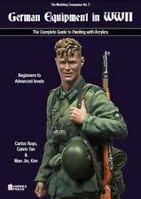 Andrea Press German Equipment WW2 A5  Paperback Book Royo, Tan & MJ Kim