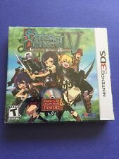 Etrian Odyssey IV Legends of the Titan *Limited Edition Package* (3DS) NEW